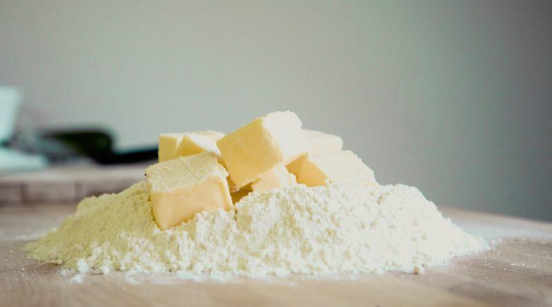 máslo zdražuje