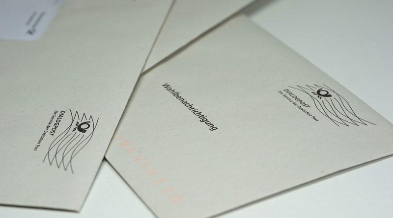 pošta v rukou podnikatelů